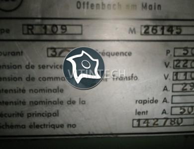 Круглошлифовальный станок MSO CINCINNATI R 109