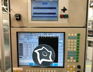 Круглошлифовальный станок с ЧПУ TOS BH 25