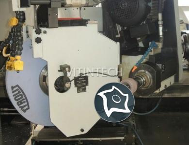 Круглошлифовальный станок универсальный с ЧПУ KARSTENS K 51-1500