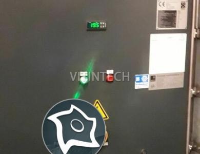 Лазер с ЧПУ BALLIU LD 1500PS 4KW (HP)