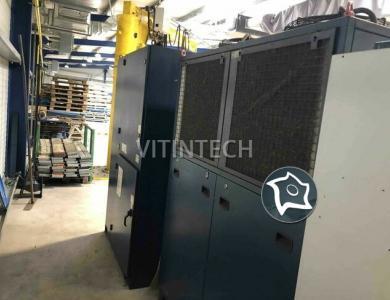 Лазерный станок с ЧПУ TRUMPF TruLaser 3030