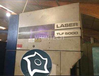 Лазерный станок с ЧПУ Trumpf Trumatic L3050