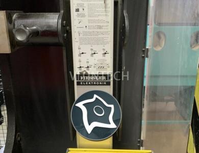Листогибочный гидравлический пресс с ЧПУ Amada HFE 100-3