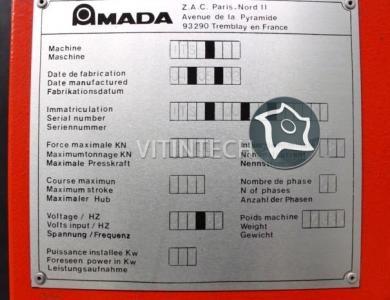 Листогибочный гидравлический пресс с ЧПУ AMADA PROMECAM ITS 100/30