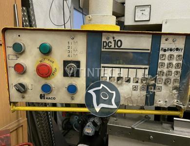 Листогибочный гидравлический пресс с ЧПУ Atlantic HPA 40135