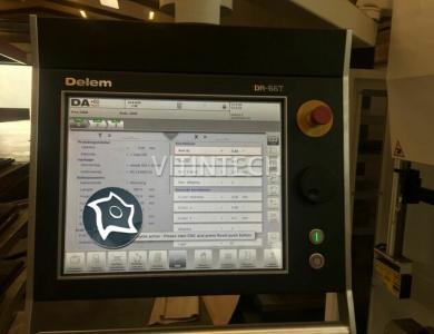Листогибочный гидравлический пресс с ЧПУ Baykal APHS 41240