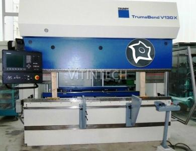 Листогибочный гидравлический пресс с ЧПУ TRUMPF TRUMABEND V 130 X