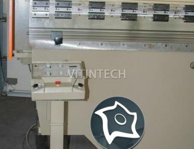 Листогибочный гидравлический пресс SAFAN UCK 150-3100