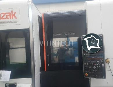 Многоцелевой станок с ЧПУ Mazak Integrex I-200