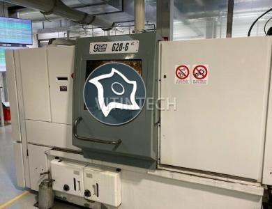 Многошпиндельный токарный станок с ЧПУ GWM G 20 -6 AC