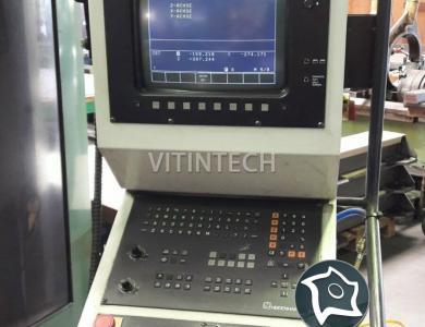 Обрабатывающий центр с ЧПУ Ixion BAZ 325