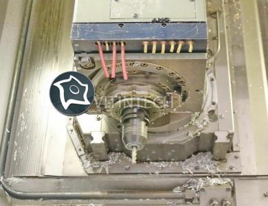 Обрабатывающий центр универсальный DECKEL MAHO DMC 60 T