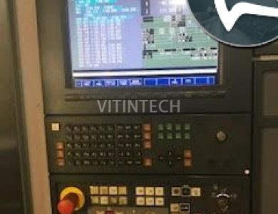 Обрабатывающий центр универсальный с ЧПУ Mori Seiki NV 6000 DCG