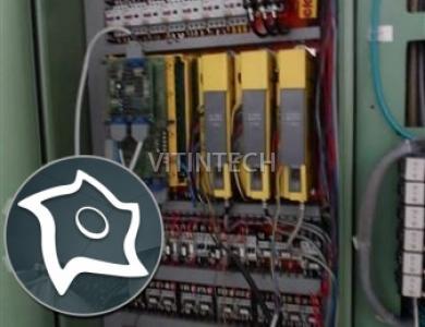 Обрабатывающий центр вертикальный TRAUB TVC 200P