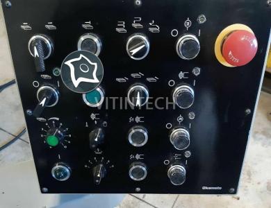 Плоскошлифовальный станок Okamoto ACC 63ST