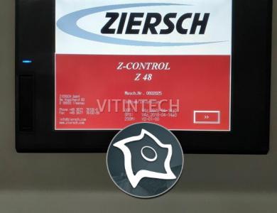 Плоскошлифовальный станок с ЧПУ ZIERSCH Z48