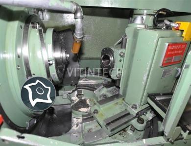 Станок для для фрезерования конических зубчатых колес с криволинейными зубьями Gleason 108