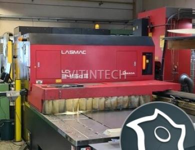 Станок для лазерной резки Amada LC 2415 Alpha 3