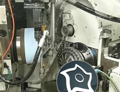Станок для шлифования конических зубчатых колес GLEASON PHOENIX 200 G