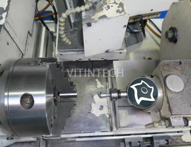 Станок для внутреннего и плоского шлифования Overbeck 400 I-HA