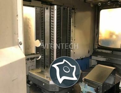 Станок горизонтально-фрезерный с ЧПУ Mazak FH 480