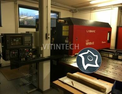 Станок лазерной резки AMADA PROMECAM LC 1212 All 2 квт