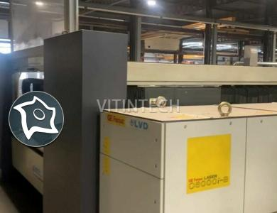 Станок лазерной резки LVD AXEL 4020 - 6kW
