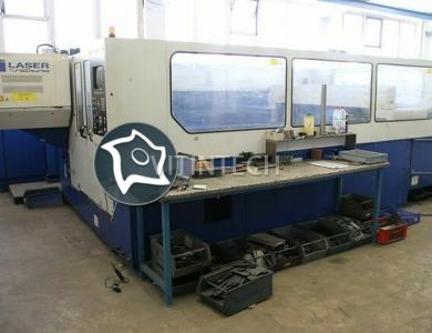 Станок лазерной резки TRUMPF Trumatic L 3030 - 1,5 kw