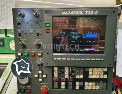 Станок токарный с ЧПУ Mazak QT 15 N