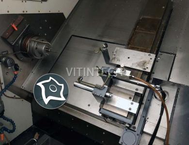 Станок токарный с ЧПУ SPINNER PD-CNC