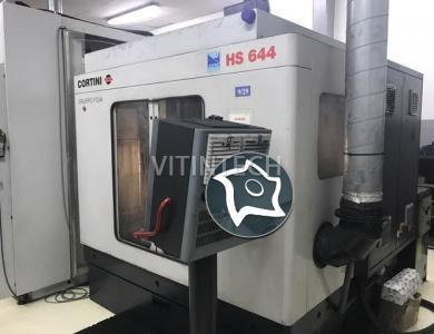 Станок универсальный фрезерный с ЧПУ CORTINI HS 644