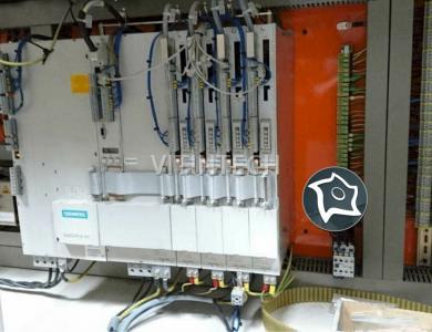 Станок вертикальный фрезерный с ЧПУ AXA VSC 2-М