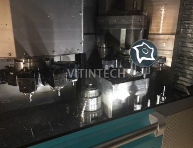 Токарно-фрезерный центр с ЧПУ INDEX ABC 65