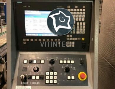 Токарно-фрезерный центр с ЧПУ Index G 400 S 1/300