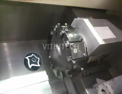 Токарно-фрезерный обрабатывающий центр c ЧПУ DMG Mori CTX 310 V3