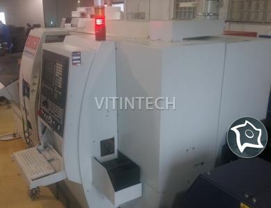 Токарно-фрезерный обрабатывающий центр c ЧПУ EMCO Hyperturn 45
