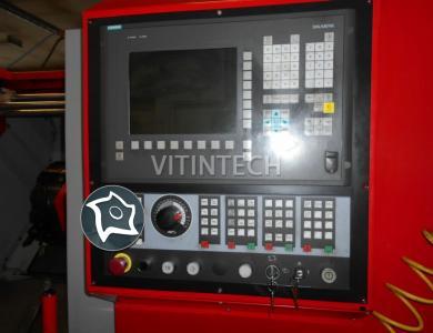Токарно-фрезерный обрабатывающий центр c ЧПУ EMCO Turn E 65