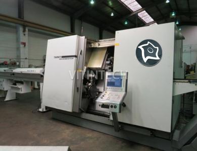 Токарно-фрезерный обрабатывающий центр c ЧПУ GILDEMEISTER Twin 65