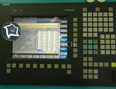 Токарно-фрезерный обрабатывающий центр c ЧПУ Index C 65