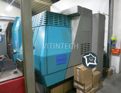 Токарно-фрезерный обрабатывающий центр c ЧПУ INDEX G 400