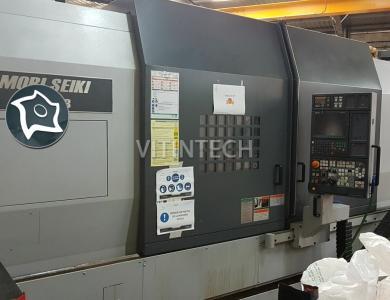Токарно-фрезерный обрабатывающий центр c ЧПУ MORI SEIKI SL 403 B