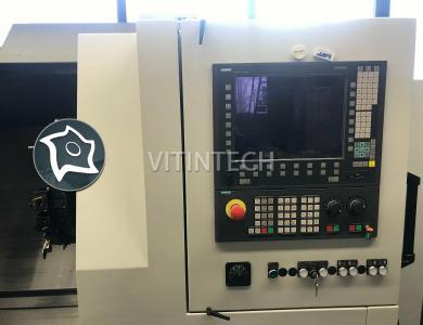 Токарно-фрезерный обрабатывающий центр c ЧПУ Spinner TC 600-65 SMMC