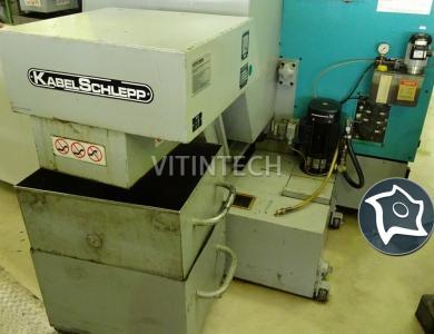 Токарно-фрезерный станок c ЧПУ Index MC 400