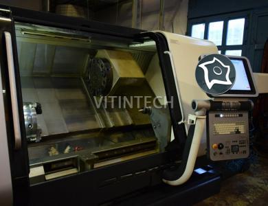 Токарно-фрезерный станок с ЧПУ DMG MORI NEF 600