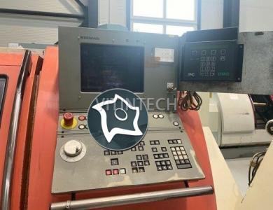 Токарно-фрезерный станок с ЧПУ Gildemeister CTX-400 E
