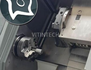 Токарно-фрезерный станок с ЧПУ Gildemeister CTX 400