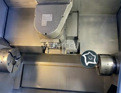 Токарно-фрезерный станок с ЧПУ GILDEMEISTER GMX 200 linear
