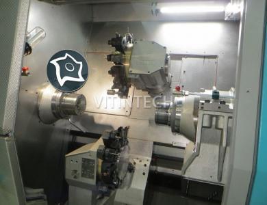 Токарно-фрезерный станок с ЧПУ INDEX G 200 YB