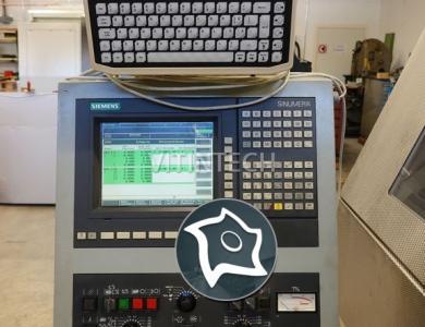 Токарно-фрезерный станок с ЧПУ Index G 300