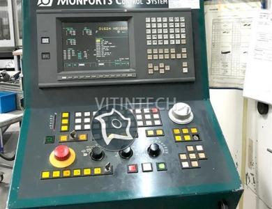 Токарно-фрезерный станок с ЧПУ MONFORTS RNC 5